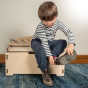 Come aiutare il bambino a rendersi autonomo?