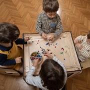 bambino gioco sviluppo