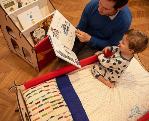 libreria montessoriana leggere insieme