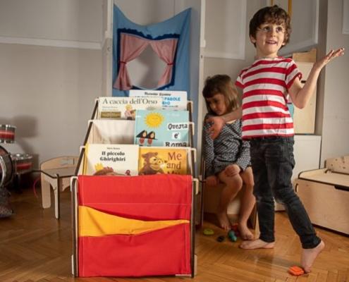 libreria bambini