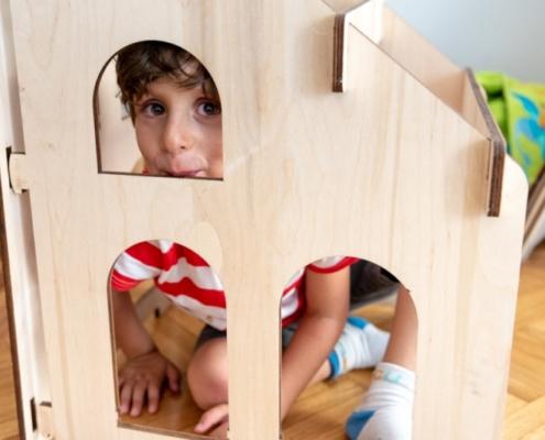 libreria montessori per giocare