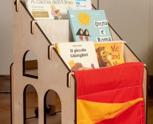 libreria Montessori LEGGOLA