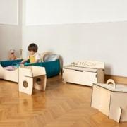 arredare la cameretta in stile Montessori